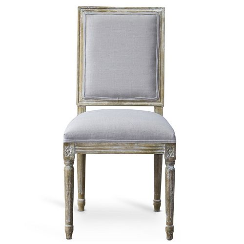 Baxton Studio Clairette French Accent Chair