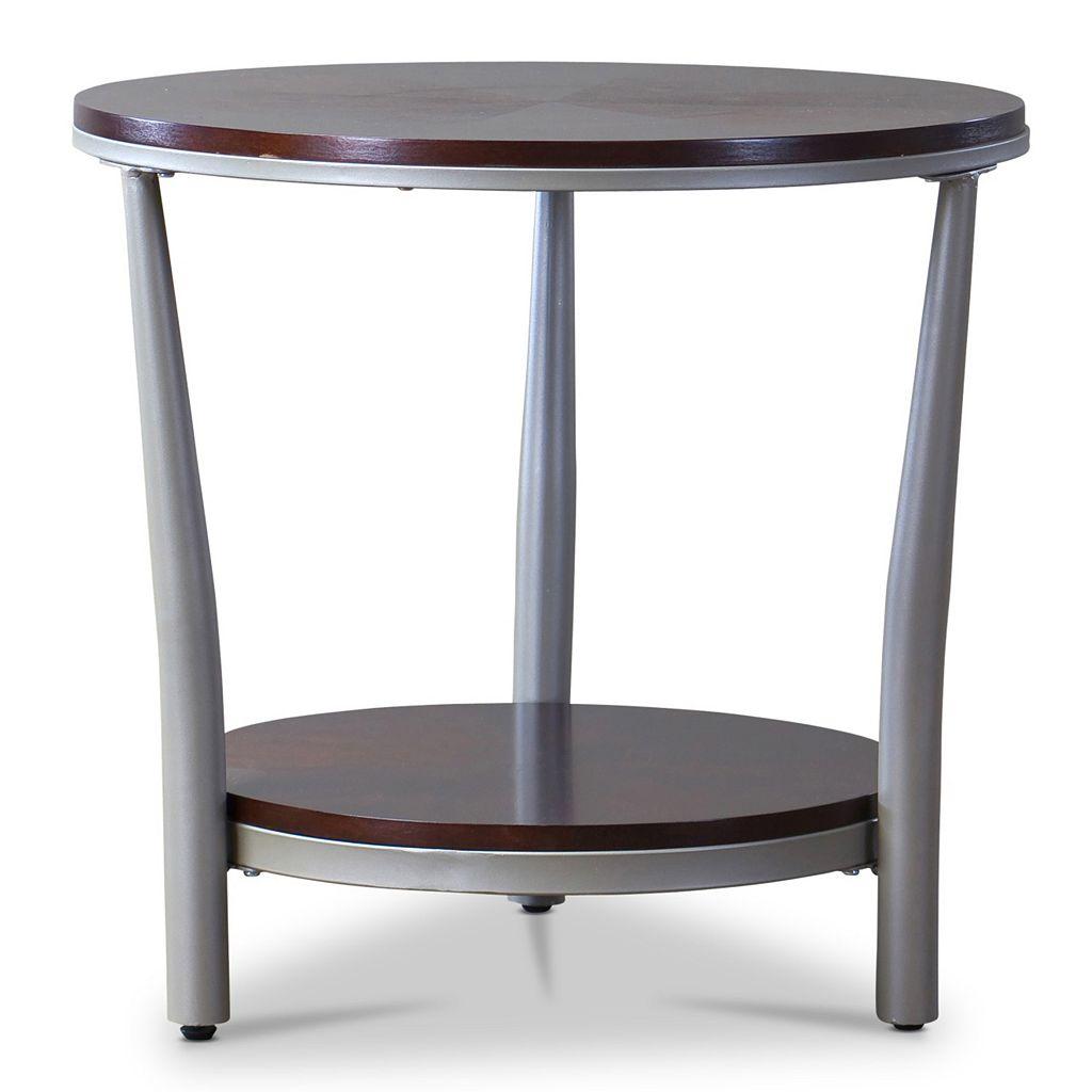 Baxton Studio Tall Halo Coffee Table