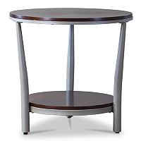 Baxton Studio Tall Halo Coffee Table