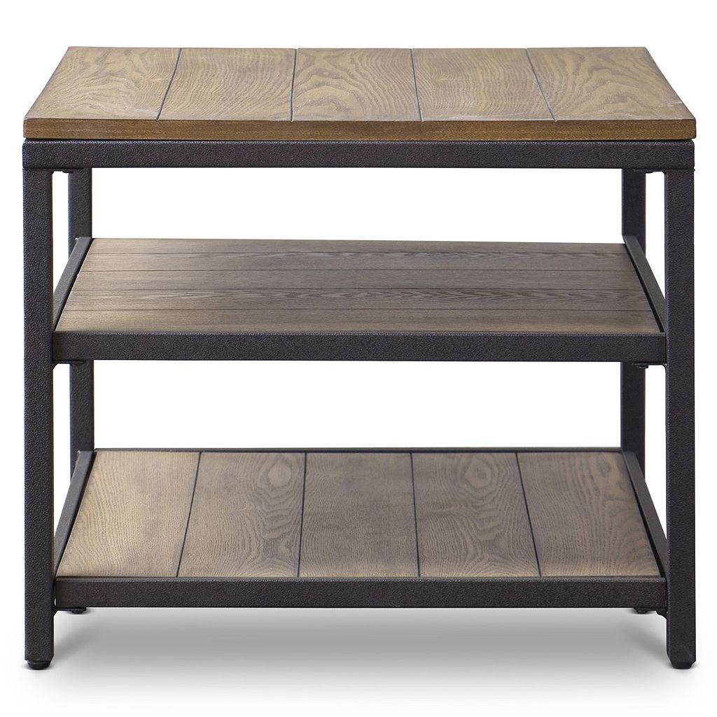 Baxton Studio Caribou End Table