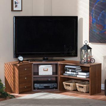 Baxton Studio Commodore TV Stand