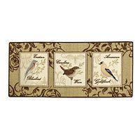 Brumlow Mills Springtime Melody Bird Rug