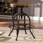 Industrial Adjustable Stool