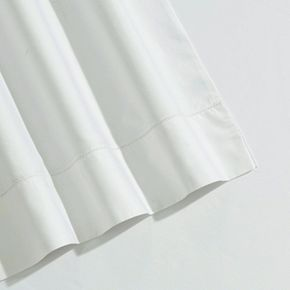 400-Thread Count Egyptian Cotton Sateen Deep-Pocket Solid Sheets