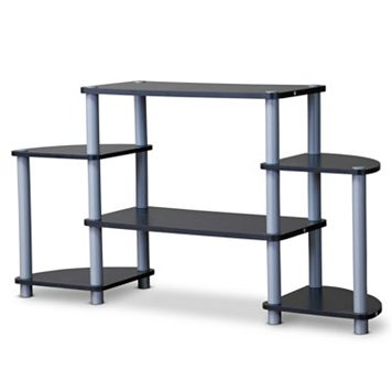 Baxton Studio Triple Tier Orbit TV Stand