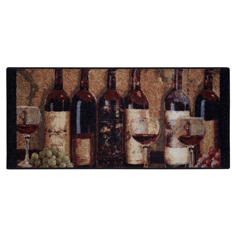 Brumlow Mills Wine Boutique Rug, Dark Red