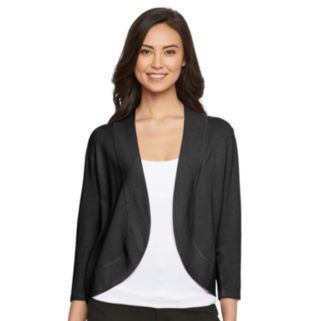 Women's Dana Buchman Open-Front Shrug