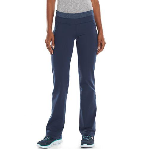 fdda8549d5 Women s Tek Gear® Shapewear Bootcut Workout Pants