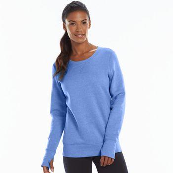 Tek Gear Women's Crewneck Sweatshirt