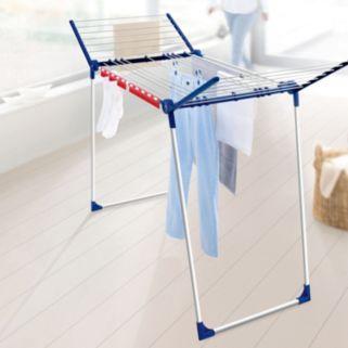 Leifheit Varioline Deluxe Adjustable Indoor / Outdoor Laundry Air Drying Rack