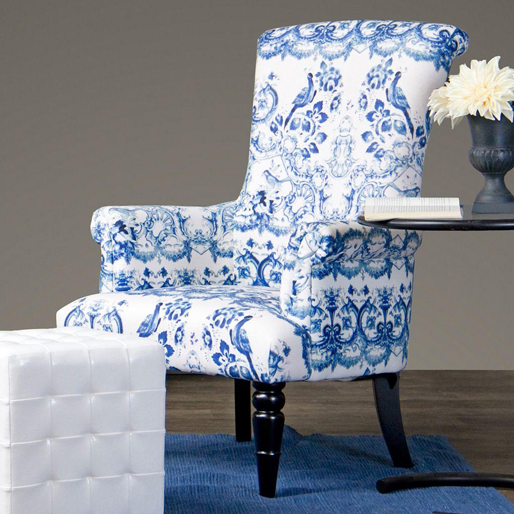 Baxton Studio Darlington Arm Chair