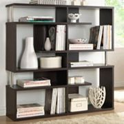 Baxton Studio Medium Kessler Bookshelf