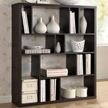 Baxton Studio Danett Bookshelf