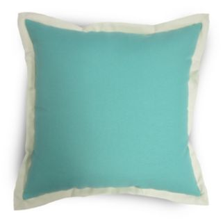 Home Fashions International Outasight Flange Indoor Outdoor Throw Pillow