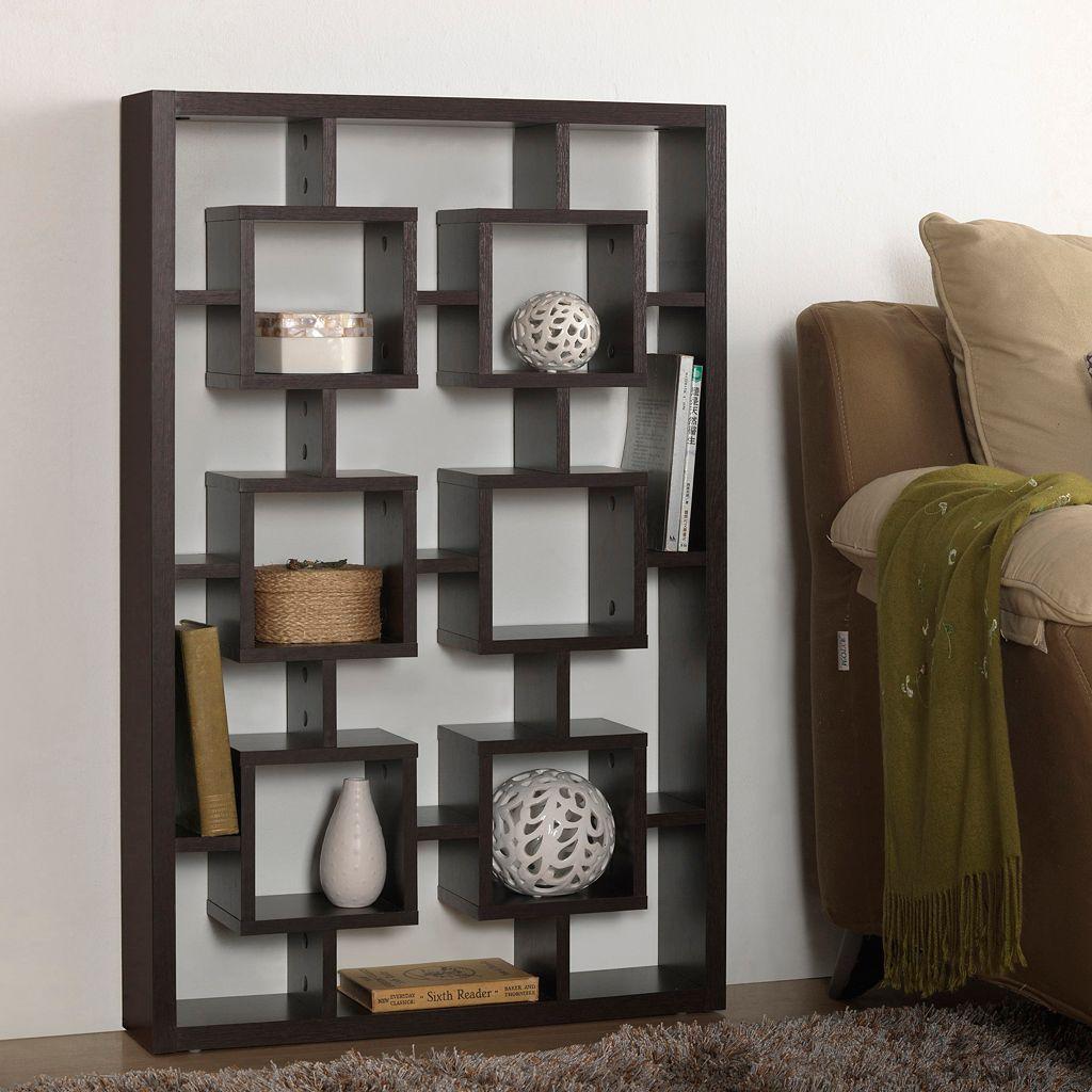 Baxton Studio Eyer Display Shelf