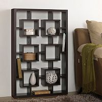 Baxton Studio Eyer Display Shelf
