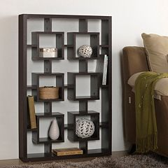 Baxton Studio Eyer Display Shelf  by