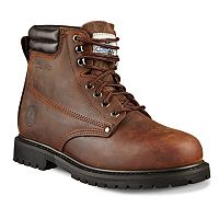 Skechers Relaxed Fit Foreman Concore Men's Steel-Toe Work Boots