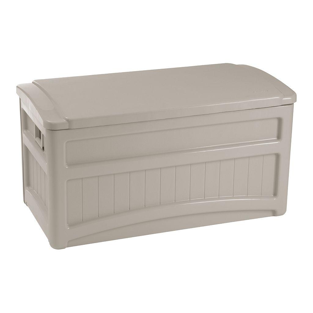 Suncast 73-Gallon Wheeled Deck Box