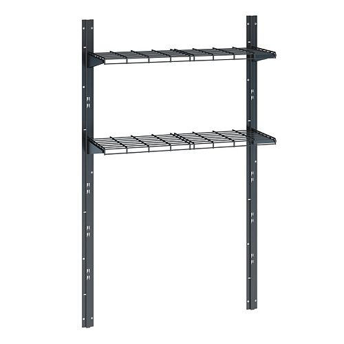 Suncast Sierra 33'' x 9.75'' Metal Shelf
