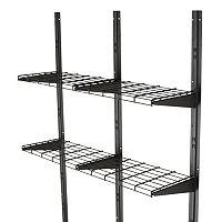 Suncast 10'' x 38'' Metal Shelves
