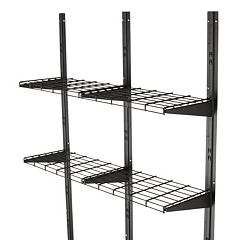 Suncast 10'' x 38'' Metal Shelves