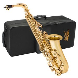 Jean Paul Alto Saxophone, Case & Maintenance Kit