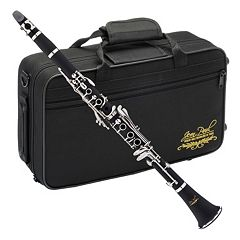 Jean Paul Clarinet, Case & Maintenance Kit