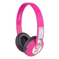 Hello Kitty® Kids' Bluetooth Character Headphones by Sakar