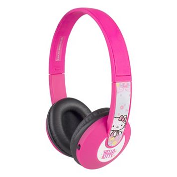 Hello Kitty® Kids' Bluetooth Character Headphones by Sakar