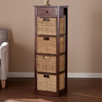 Colton 4-Basket Storage Tower
