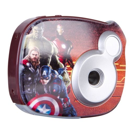 Marvel Avengers 2.1MP Digital Camera by Sakar