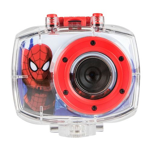 Marvel Spider-Man Kids Action Camcorder by Sakar