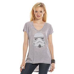 Rock & Republic® Star Wars Stormtrooper Embellished Graphic Tee - Women's