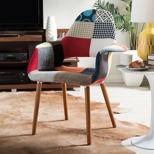 Baxton Studio Classic Accent Chair