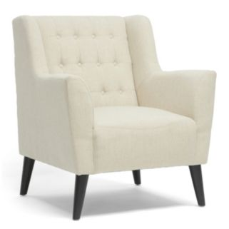 Baxton Studio Berwick Arm Chair