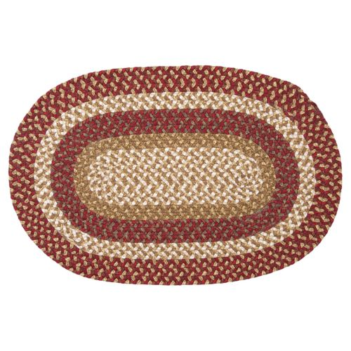 Colonial Mills Country Kitchen Braided Reversible Rug