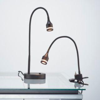 Adesso Prospect LED Clip Desk Lamp