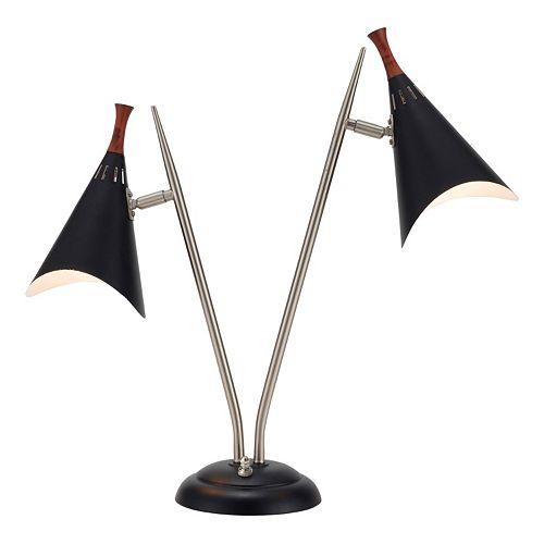 Adesso Draper Desk Lamp