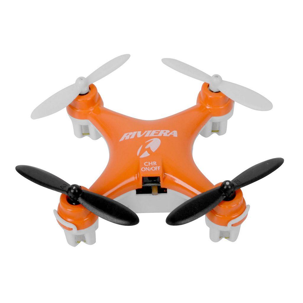 Riviera RC Pocket Quadcopter Drone