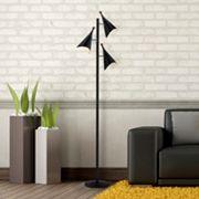 Adesso Draper Tree Floor Lamp