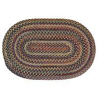 Colonial Mills Huntington Braided Reversible Wool Rug