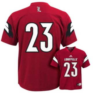 Boys 4-7 adidas Louisville Cardinals Replica Football Jerseyx