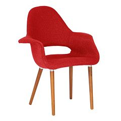 Baxton Studio Forza Accent Chair