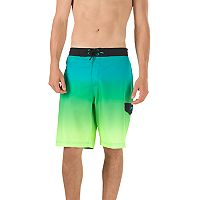 Men's Speedo Engineered Stretch Ombre E-Board Shorts