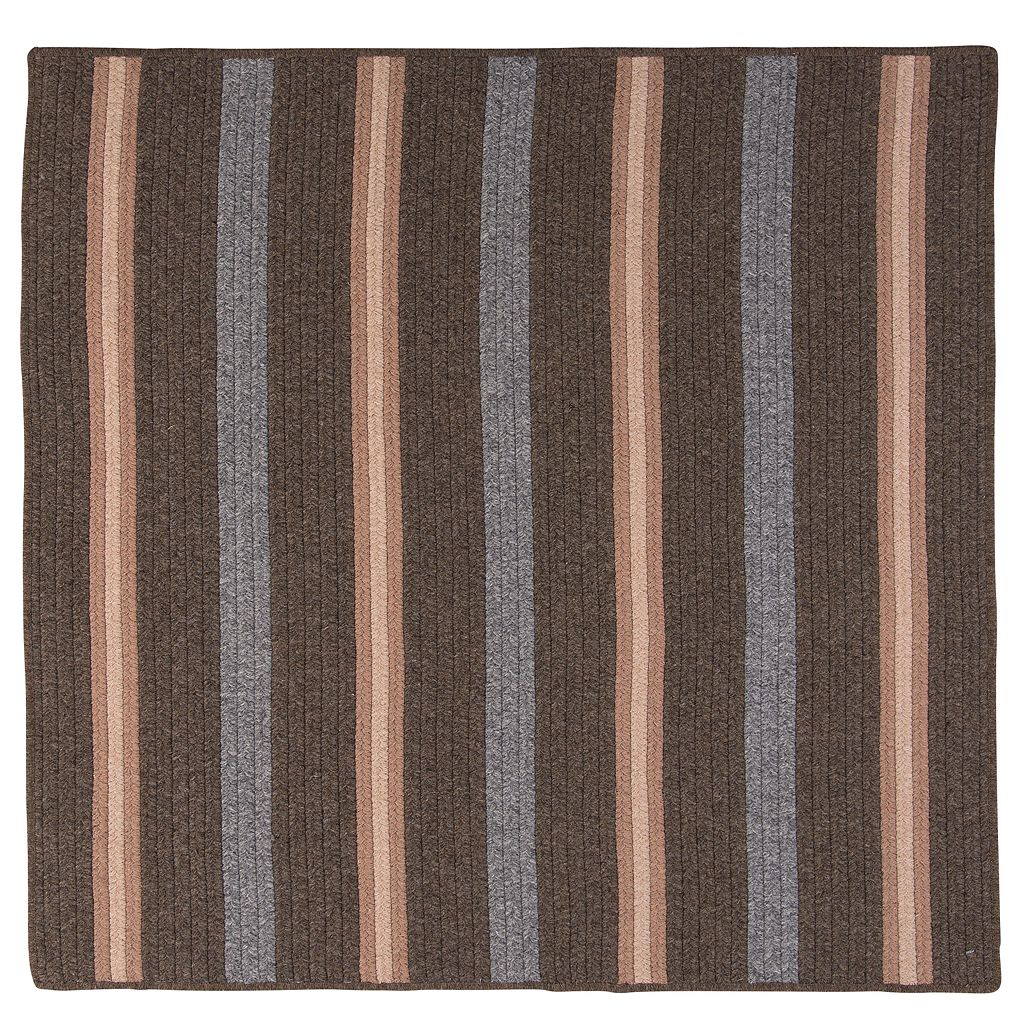 Colonial Mills Hunter Stripe Braided Reversible Rug