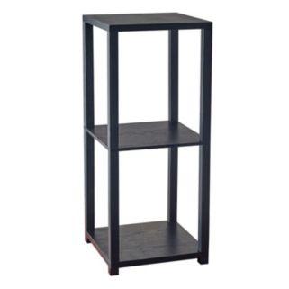 Adesso Lawrence Short Pedestal End Table