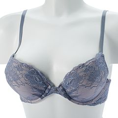 decb77a5b2 Maidenform Bra  Comfort Devotion Embellished Plunge Push-Up Bra 09443 -  Women s