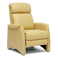 Baxton Studio Aberfeld Club Recliner Arm Chair