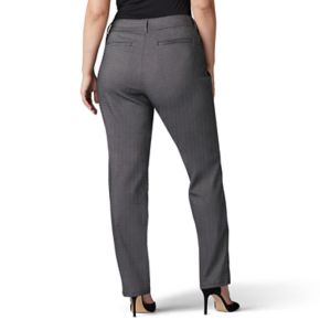 Plus Size Lee Relaxed Fit Straight-Leg Pants